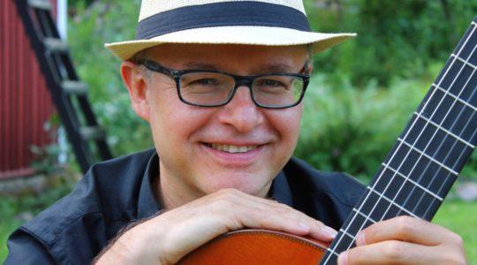 Andrzej Wilkus ja kitara