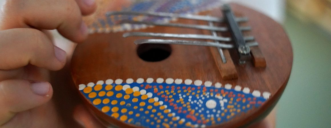 Ikembe-soitin © Stella Rinta-Jouppi